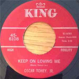 FLAC Oscar Toney Jr. - I've Found A True Love