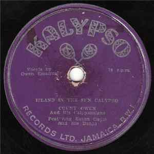 FLAC Count Owen And His Calypsonians Featuring Euton Gayle And His Banjo - Island In The Sun / Hool-A-Hoop