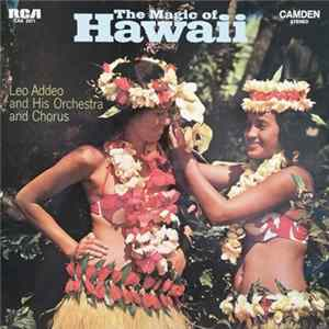 FLAC Leo Addeo And His Orchestra And Chorus - The Magic Of Hawaii