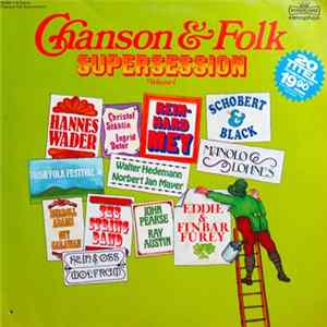 FLAC Various - Chanson & Folk Supersession Volume I